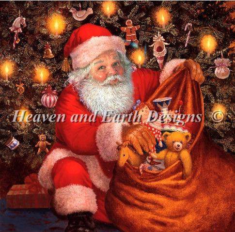 Нажмите на изображение для увеличения.  Название:Santa's Bag of Toys.jpg Просмотров:256 Размер:105.4 Кб ID:166007