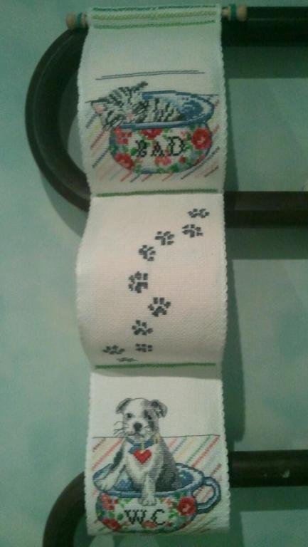 Нажмите на изображение для увеличения.  Название:Котёнок и щенок..jpg Просмотров:300 Размер:32.8 Кб ID:166312