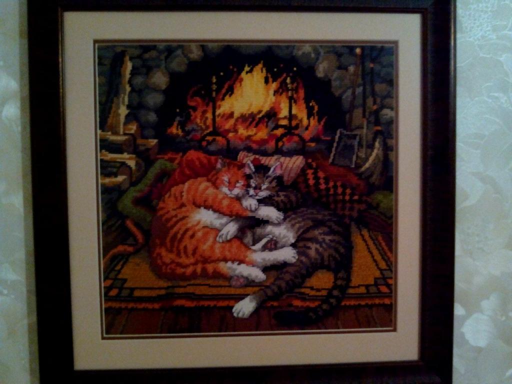 Нажмите на изображение для увеличения.  Название:коты-у-камина-1.jpg Просмотров:86 Размер:81.1 Кб ID:189811