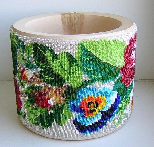 все это вязание бисером.