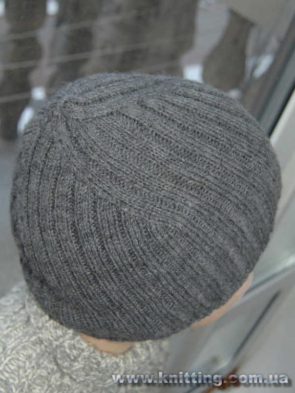 Нажмите на изображение для увеличения.  Название:шапка со смещенной резинкой 1.jpg Просмотров:239 Размер:61.5 Кб ID:39888