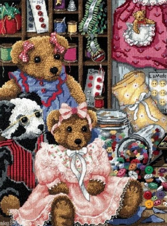 Нажмите на изображение для увеличения.  Название:bear button trouble.jpg Просмотров:543 Размер:108.8 Кб ID:63513