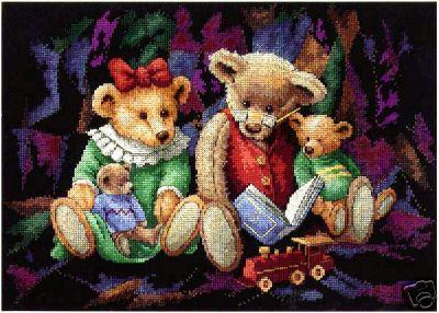 Нажмите на изображение для увеличения.  Название:75007635_3937664_DIMENSIONS__Storytime_Bears.jpg Просмотров:176 Размер:38.9 Кб ID:66422