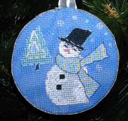 Нажмите на изображение для увеличения. Название: Ховушка снеговик из ж-ла ВК.jpg Просмотров: 141 Размер: 73.6 Кб ID: 69551