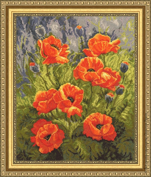 Нажмите на изображение для увеличения.  Название:RAZITA Оранжевые маки от ЗР.jpg Просмотров:145 Размер:312.9 Кб ID:75191