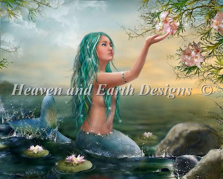 Нажмите на изображение для увеличения.  Название:Mermaid Ariel.jpg Просмотров:1073 Размер:163.5 Кб ID:82830