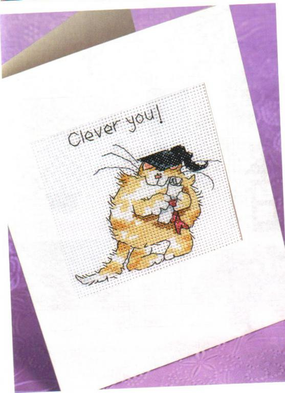 Нажмите на изображение для увеличения.  Название:Comical Cats_6.jpg Просмотров:194 Размер:48.9 Кб ID:119591