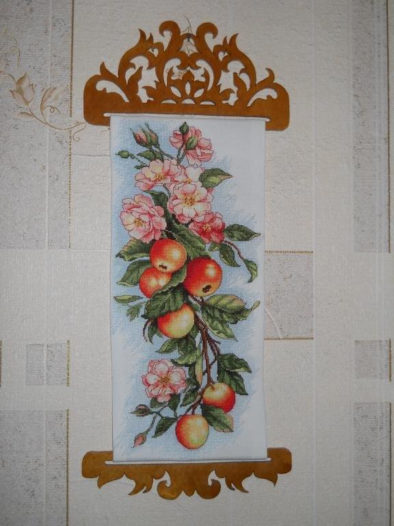 Композиция с яблоками от Luca-s
